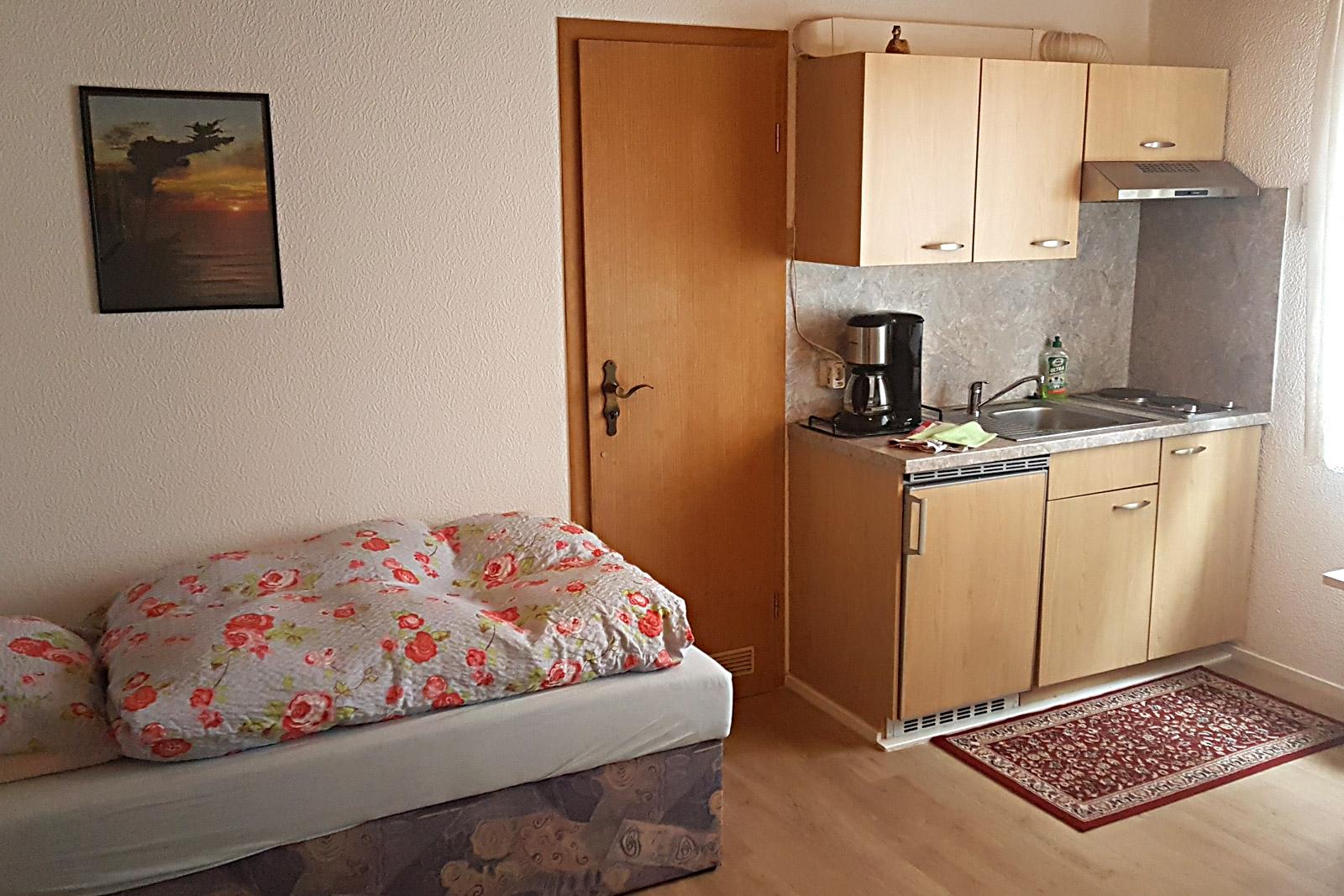 City Appartements Villingen Schwenningen 1 Room Zimmer Appartement